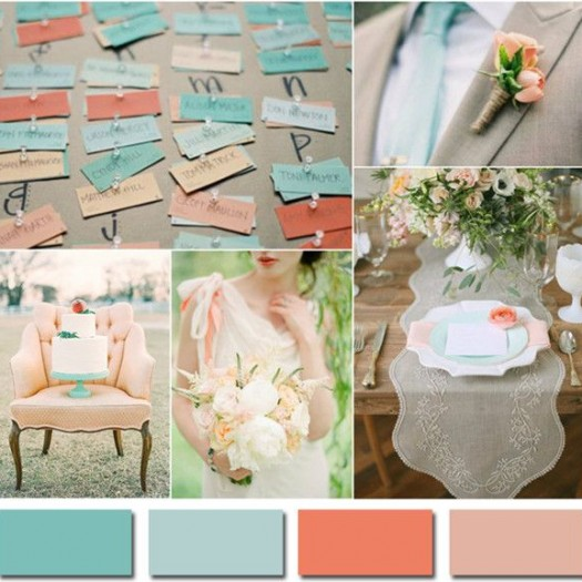 tiffany-blue-and-pink-blush-wedding-ideas-2014-trends